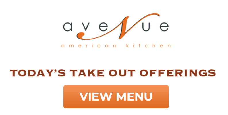 Avenue N Take Out Menu
