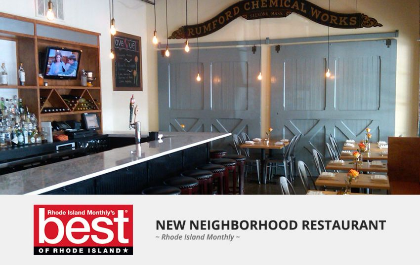 New Neighborhood Restaurant Avenue N