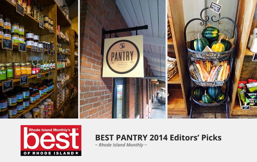 The Pantry at Avenue N - Best Pantry